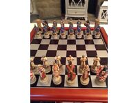 Chess Set - Crusades by Chessmen