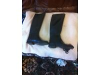 riding boots size 11