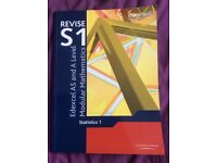 S1 REVISE AS BOOK - GOOD CONDITION! £2!