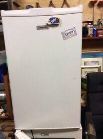 Under counter fridge £35 (marks tey) can deliver