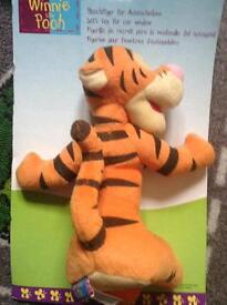 Tigger soft toy
