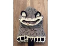 Kids Knitted Fox Snood
