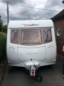 Coachman Amara 450/2.... 2 berth caravan. Crewe