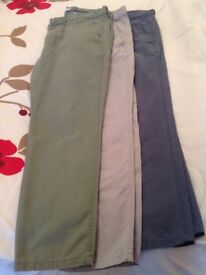 Men's casual trousers 38/31