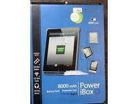 iPad power pack
