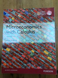Microeconomics with Calculus - 3rd Edition, Global Edition - Jeffrey M. Perloff
