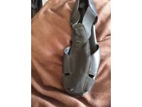 Aerosole leather shoes unworn, UK size 8.5