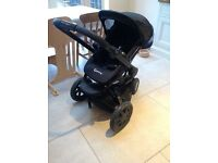 Quinny Buzz pushchair plus extras