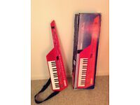 Yamaha SHS-10R FM Digital Keyboard Keytar Synthesiser.