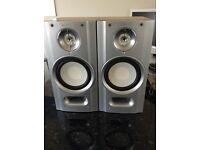 Sony Speakers size 2cm Wide x 40cm High x 220cm Deep. Model sswz83