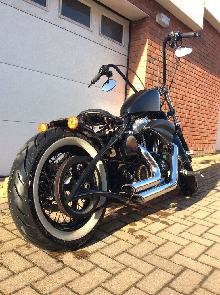 Harley Davidson 1200cc 48 bobber | in South Shields, Tyne ...