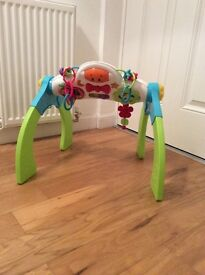 Plastic Baby Gym