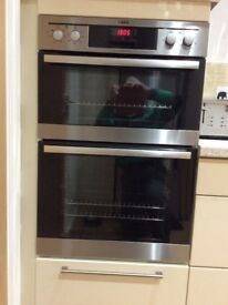 AEG double oven 4yrs old very good condition