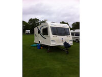 Caravan 2 berth Tourer Immaculate Condition