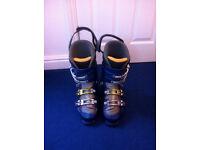 Old Salamon Ski Boots