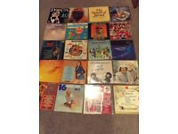 Vinyl Albums - over 50 albums - need gone