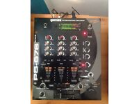 Gemini PS-676 pro 2 mixer - complete with box and leads