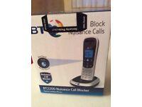 BT2200 Nuisance Blocker telephone