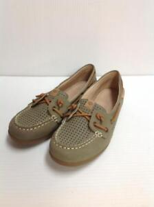 Sperry Women's Leather Boat Shoes (B1DDB2)