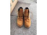 Timberland boots size 4 RRP £180
