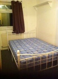 DOUBLE ROOM TO RENT IN STRATFORD - ZONE 2/3