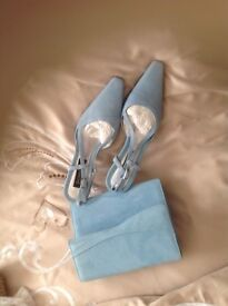 Bag and shoes by Jacques Vert
