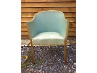 Pretty Lloyd Loom chair