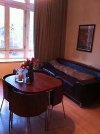 ROOM TO LET IN LARGE CITY CENTRE FLAT