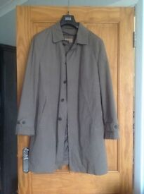 Men's small Marks & Spence Raincoat.