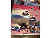 PSVR With 4 Games