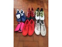 Football Boots and Astro size 7 and 7 1\2.