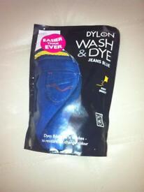 Large New blue dylon blue jeans dye rrp £6.99