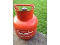 Calor gas bottle 3.9 propane empty