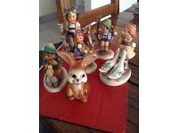 Hummel goebel figurines for sale