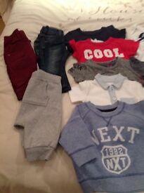 BABY BOY CLOTHES BUNDLE - Size 3/6 Months