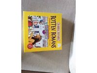 Horrible Histories Rotten Romans game collect from Sprowston or meet at Riverside