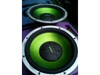 Subwoofer - in car 12 inches