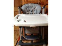 Mamas& papas high chair