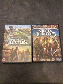 Tennage Mutant Turtles 1&2