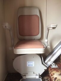 BISON CLASSIC STAIRLIFT