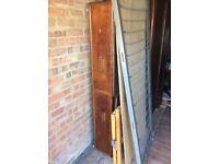 "Single 2' 6"" Wooden Bed with under huge under bed storage cupboard"