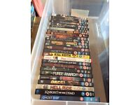 26 dvd's for sale including blu Ray from £1