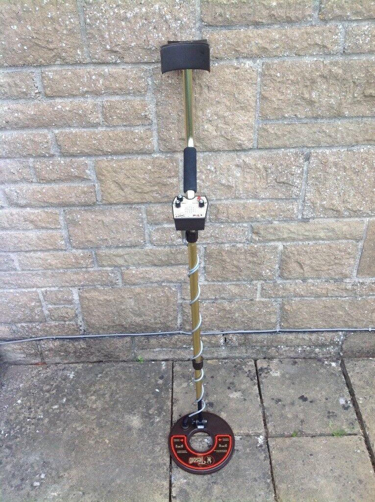 Tesoro Silver Sabre UMax Metal Detector | in Stroud, Gloucestershire |  Gumtree