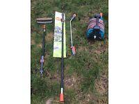 Gardena cleaning/ gardening equipment