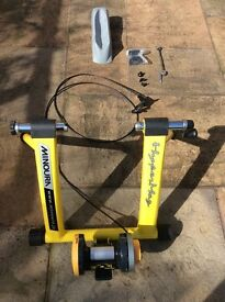Cycle Resistance Trainer