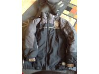 Kids winter coat official Middlesbrough football club produce size 8yrs