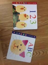 2 X Alphaprints books, brand new and immaculate