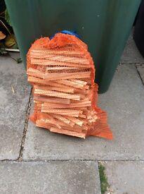 Kindling Firewood approx 3.5kg