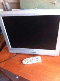 Sharp 24 inch TV