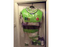 Buzz Lightyear adult size fancy dress costume